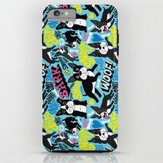 Boston Terrier Pattern iPhone 6 Plus Tough Case