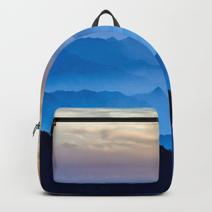 Mountains 11 Backpack