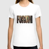 theatre T-shirts featuring The Melbourne Forum Theatre by Paul Vayanos