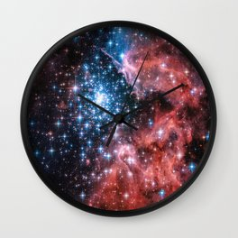 Expressive Space Wall Clock