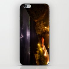 Storm on my paradise iPhone & iPod Skin
