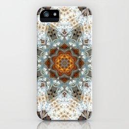 Sagrada Familia - Mandala Arch 1 iPhone Case