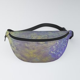 Abstract Watercolor #3 Fanny Pack