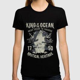 King of the Ocean T-shirt