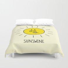 Sunswine Duvet Cover