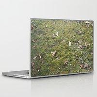 moss Laptop & iPad Skins featuring Moss by M. Elizabeth