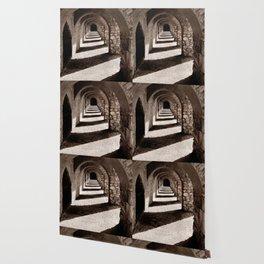 Corridors of Stone Wallpaper