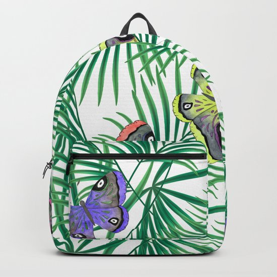 Tropics. Backpack