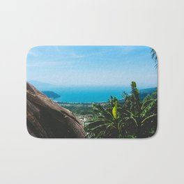 View over the Coast of Central Vietnam Bath Mat
