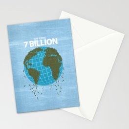 Now Serving 7 Billion Stationery Cards
