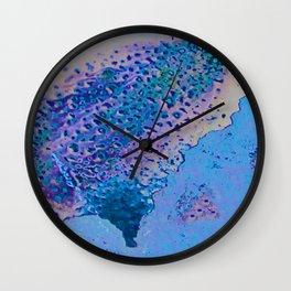 Disintegration Wall Clock