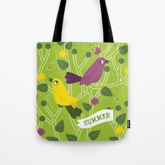 4 Seasons - Summer Tote Bag