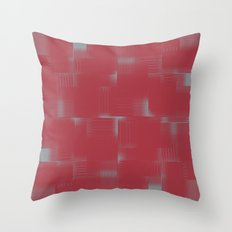 udar Throw Pillow