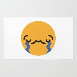 Emojis: Sad Rug