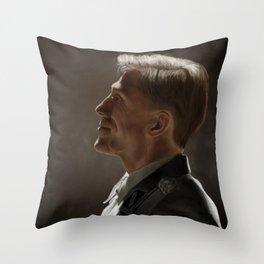 Hans Landa Throw Pillow