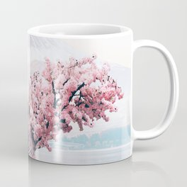 Sakura Owl Coffee Mug