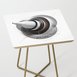 Jet Life Side Table