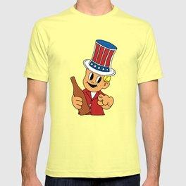 Ron Burgundy MILK WAS A BAD CHOICE T-shirt