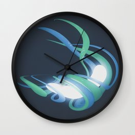 nesty Wall Clock