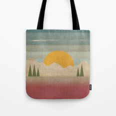 Day in the Forest Tote Bag