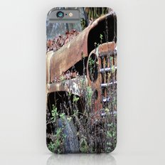 Vintage Jeep iPhone 6s Slim Case