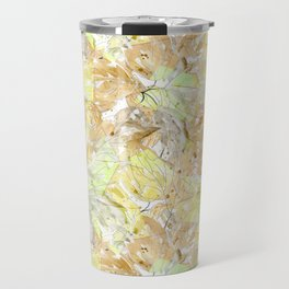 Early autumn in watercolor. Travel Mug