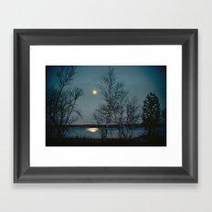 Spirit of the Night Framed Art Print