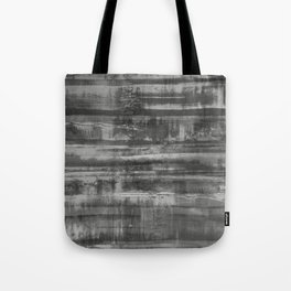 Simply Contrast 2 - Black And White Tote Bag