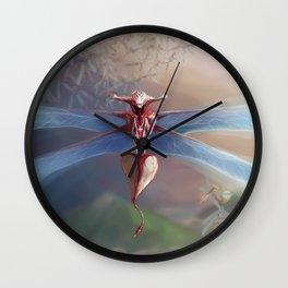 Skara Wall Clock