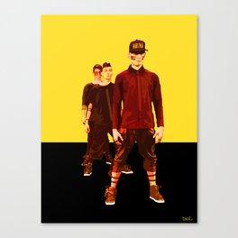 DOPE ART Canvas Print