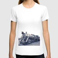 train T-shirts featuring Train by Jaramillo Velez
