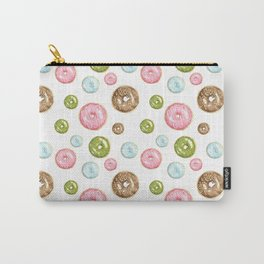 Pattern donuts Carry-All Pouch