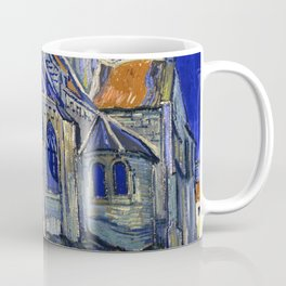 "Vincent Van Gogh ""The Church In Auvers Sur Oise"" Coffee Mug"