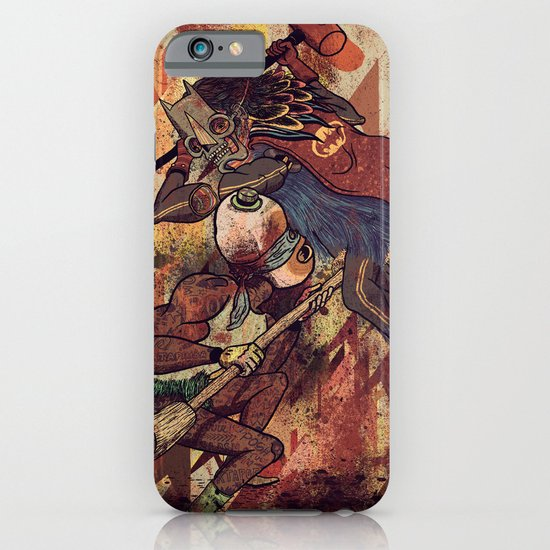Pancanacerta iPhone & iPod Case