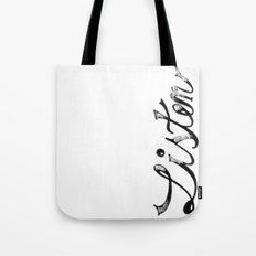 Hear me? Tote Bag