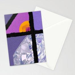 Diamond Four Stationery Cards