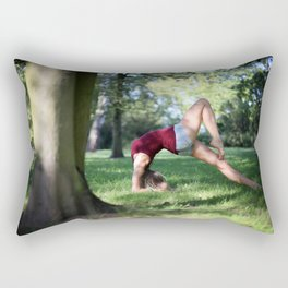 Ballerina Project VIII Rectangular Pillow
