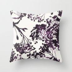 sugar maple 3 Throw Pillow