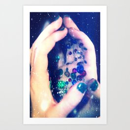 You are Magical, Inside Art Print