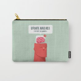 Update your Brain Carry-All Pouch
