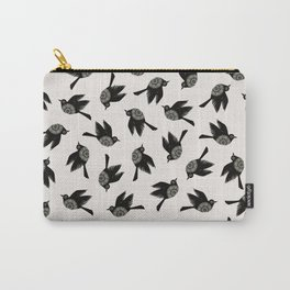 Blackbirds Flying Carry-All Pouch