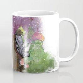 Russian Rhino Coffee Mug