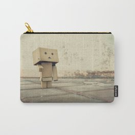 Danbo on the street Carry-All Pouch