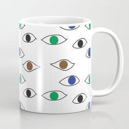 All eyes on you Coffee Mug