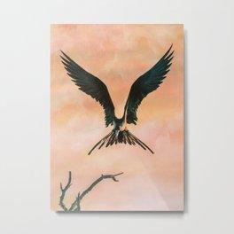 Bird 2 Metal Print