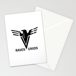 The Raven Union. Stationery Cards