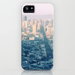 San-Francisco city iPhone Case