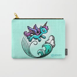 Kyrie the Unicorn Carry-All Pouch