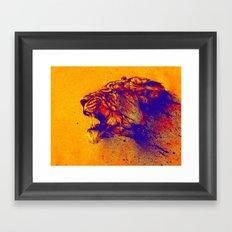 Hunger 2 Framed Art Print