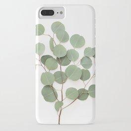 Eucalyptus Branch iPhone Case